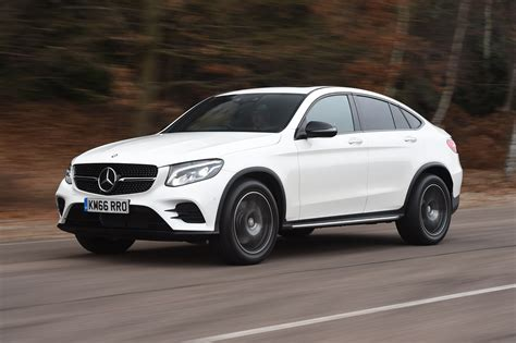 Mercedes Glc Coupe mercedes glc coupe review pictures auto express