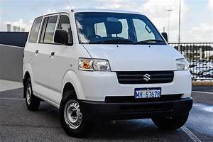 2010 Suzuki Apv Gd My06 Upgrade 5 Sp Manual 4d Van