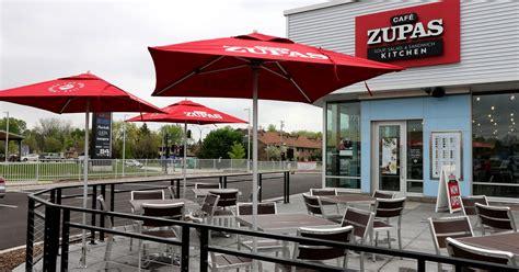 Cafe Zupas opens, serving soups, innovative salads ...