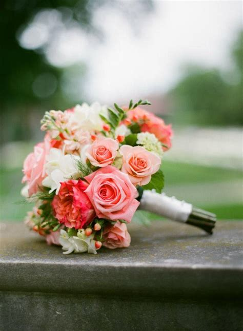 coral wedding centerpieces ideas  pinterest
