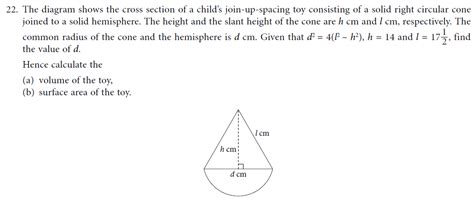 practice questionsvolume  surface area learn