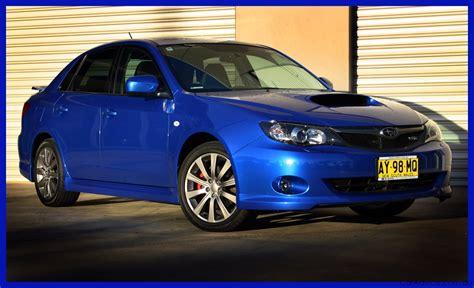 2009 Subaru Wrx Specs by 2009 Subaru Wrx Review Road Test Caradvice
