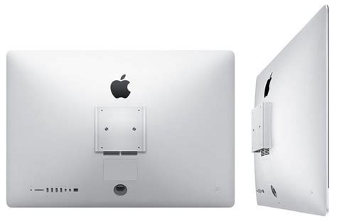 Vesa Desk Mount Imac by Imac Now Comes With Built In Vesa Mount Cult Of Mac