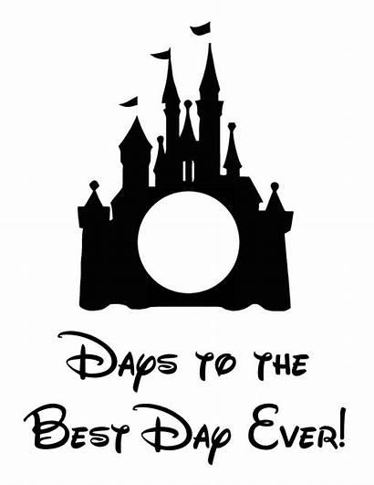 Countdown Disney Printable Walt Disneyland Trip Lifefamilyjoy
