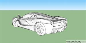 Maßstab Berechnen Modellbau : 3d modellbau laferrari im ma stab 1 8 ~ Themetempest.com Abrechnung