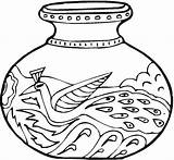 Vase Coloring Pages Pottery Vases Printable Greek Adult Colorpagesformom Print Ancient Getcolorings Coloringpages sketch template