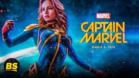 Captain Marvel 2019  Trailer  First Look  Brie Larson