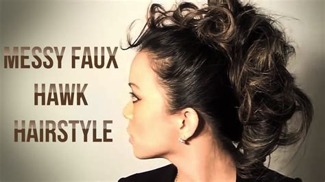 faux hawk updo hairstyles fade haircut
