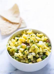 Mango Salsa Recipe SimplyRecipes com