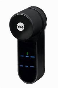Yale Entr Test : entr schlie l sung jetzt auch in schwarz erh ltlich smarthomeassistent ~ Frokenaadalensverden.com Haus und Dekorationen