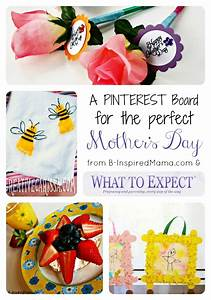 Pinterest's Best Mothers Day Ideas • B-Inspired Mama