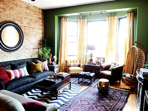 Decorating Ideas Eclectic by Eclectic Living Room Decorating Ideas Hgtv