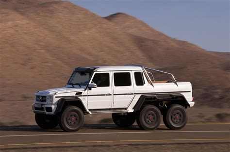 Mercedes benz is famous for its luxury cars, busses and sport cars. Mercedes-AMG G 63 6x6 Review (2020) | Autocar