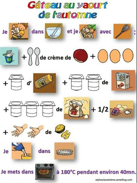 recette de cuisine d automne recette du gâteau au yaourt de l 39 automne activités