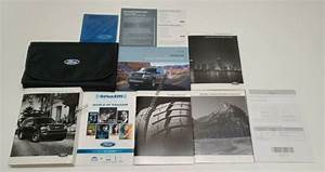 2015 Ford Expedition Owners Manual Limited King Ranch Xlt