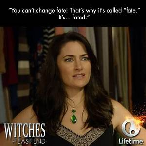 171 best images about Witches of East End on Pinterest