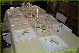 Faire Une Belle Table Pour Recevoir : dresser une belle table chez patyloup ~ Melissatoandfro.com Idées de Décoration