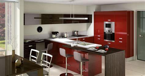 photos cuisine ouverte cuisine ouverte light par cuisinella