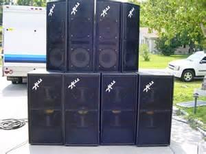 DJ Sound Systems Speakers