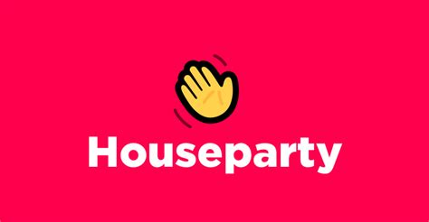 houseparty group video chat app