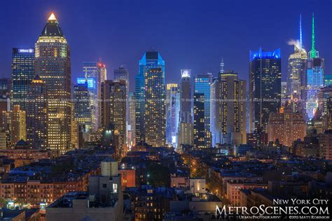 New York Citys House 2013 by Above Hell S Kitchen Looking Towards New York City
