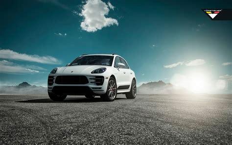 Porsche Macan Wallpapers by 2015 Vorsteiner Porsche Macan V 200 Wallpaper Hd Car