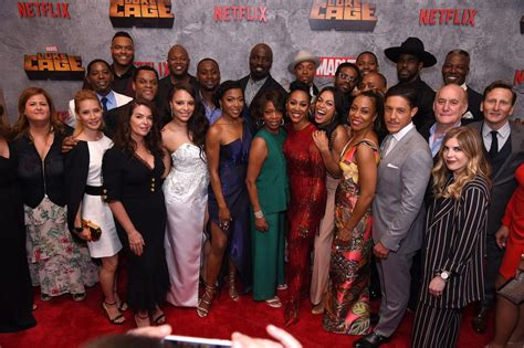 The Stars Of Marvels Luke Cage Season 2 Styled And