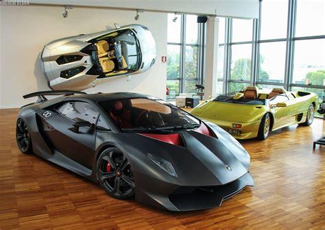 Photo Of The Day: Lamborghini Sesto Elemento in the ...