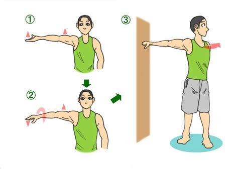 上腕二頭筋 ストレッチ に対する画像結果