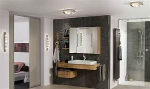 conseil eclairage salle de bain eclairage de la cuisine With conseil eclairage miroir salle de bain