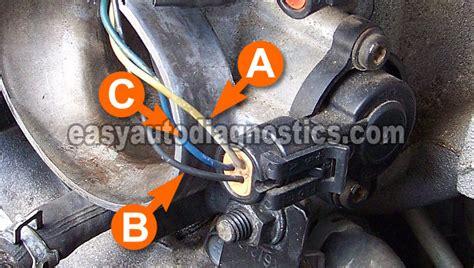 part    test  throttle position sensor gm