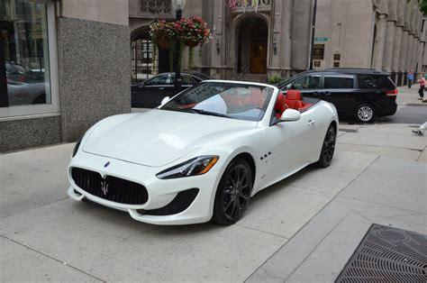 Maserati Granturismo 2016 White