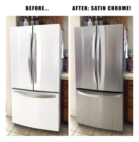 Decor Vinyl by Satin Chrome Vinyl Home Decor Wrap Free Diy Install