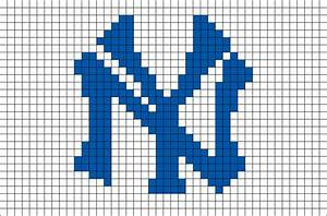 Pixel Art Voiture De Sport : pixel new york yankees brik ~ Maxctalentgroup.com Avis de Voitures