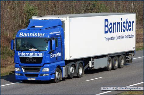 Banister International - transportfotos nl onderwerp bannister