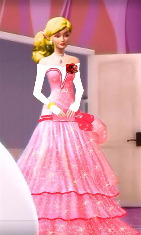 Barbie Fashion and Make-Up Contest: Barbie in Christmas Carol White Gown Poll Results - Barbie ...