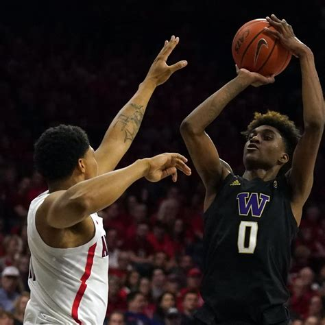NBA Mock Draft 2020: 1st-Round Predictions and Wild-Card ...