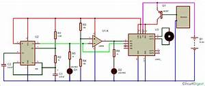 Automatic Rain Sensing Wiper Circuit Using 555 Timer Ic