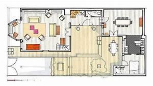 Plan Interieur Maison : cuisine plan maison m appartementesetk plan maison ~ Melissatoandfro.com Idées de Décoration
