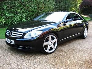 Mercedes Cl 500 : used 2009 mercedes benz cl 500 for sale in east sussex ~ Nature-et-papiers.com Idées de Décoration
