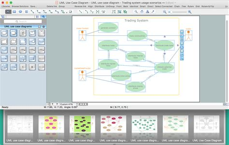 uml  case diagram  social networking sites project