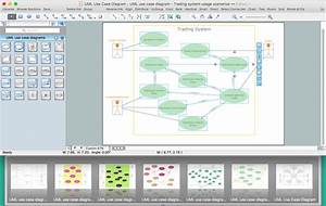 Uml Use Case Diagram Example  Social Networking Sites Project
