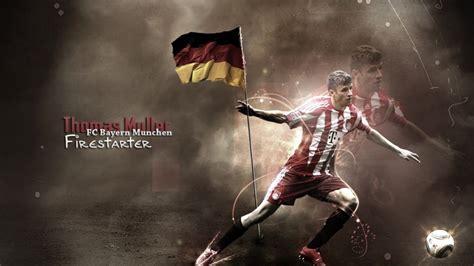 soccer stars bayern football player wallpaper