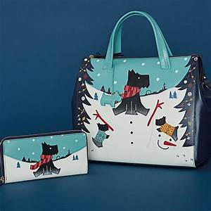 Purse Designs Radley Snowdays Radley Collector Dedicated Radley