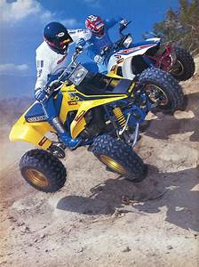 Shootout  1986 Honda Trx250r Vs  Lt250