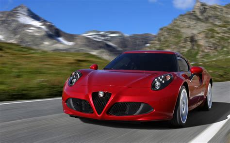 The Clarkson Review Alfa Romeo 4c Coupé (2015