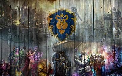 Alliance Wow Wallpapers Warcraft 4k Games Desktop
