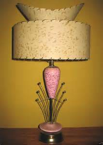 Atomic Mid Century Modern Lamp Shades