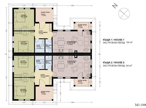 home planes 2 bedroom semi detached house plans home mansion