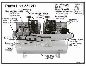 Atlas Copco Xas85 Air Compressor Service Manual